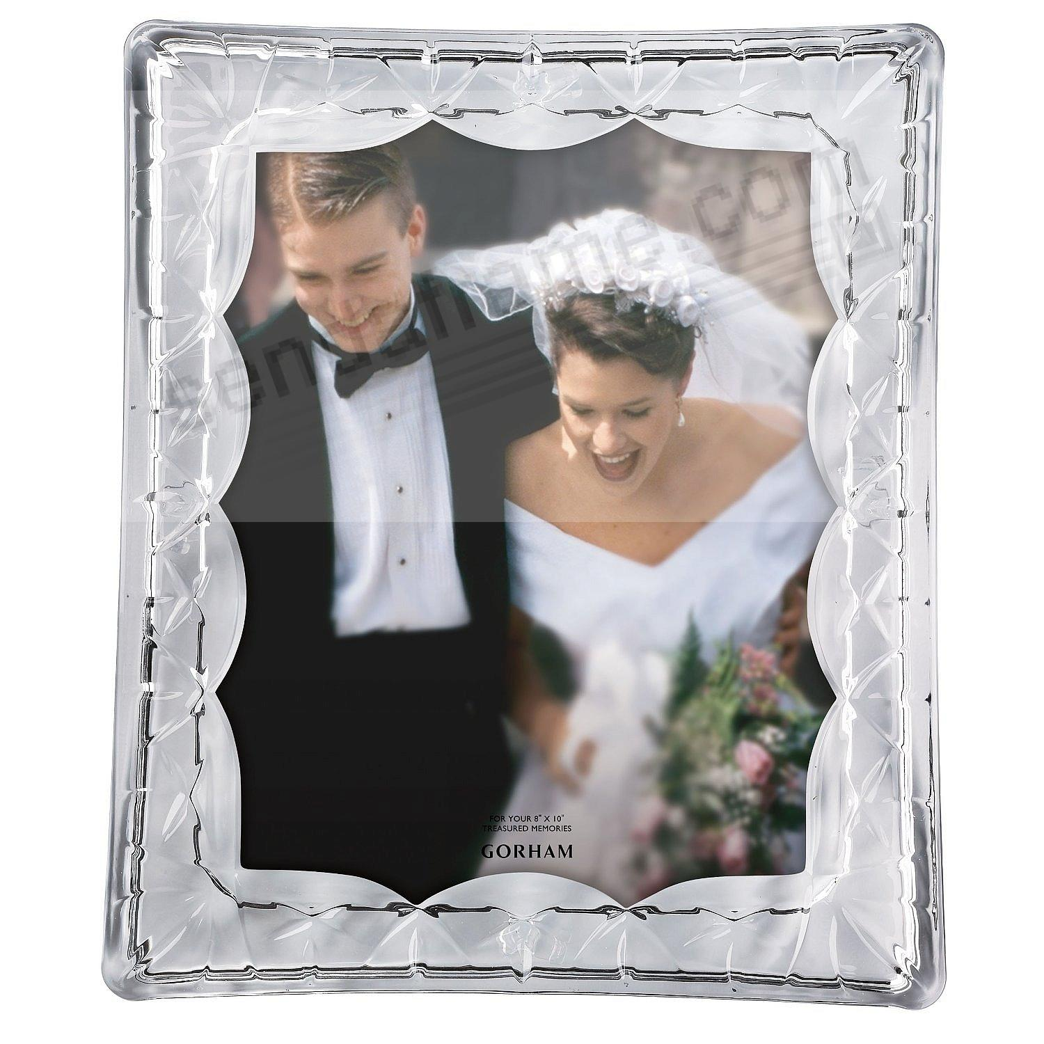 Lady anne european full lead crystal 8x10 frame by gorham lady anne european full lead crystal 8x10 frame by gorham jeuxipadfo Image collections