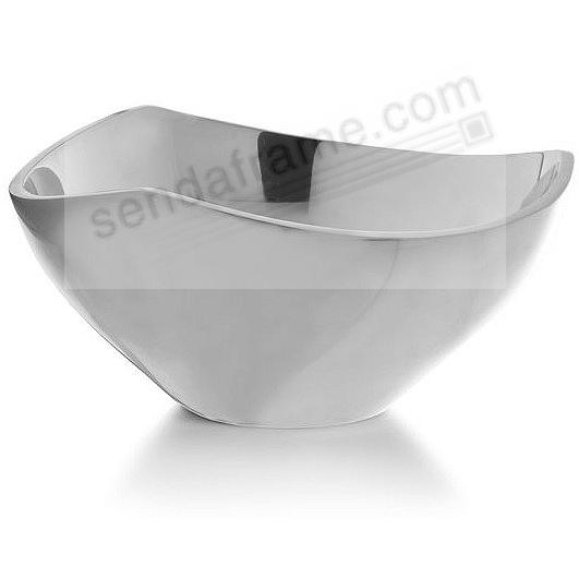 The original TRI-CORNER BOWL 7½-inch crafted by Nambe®