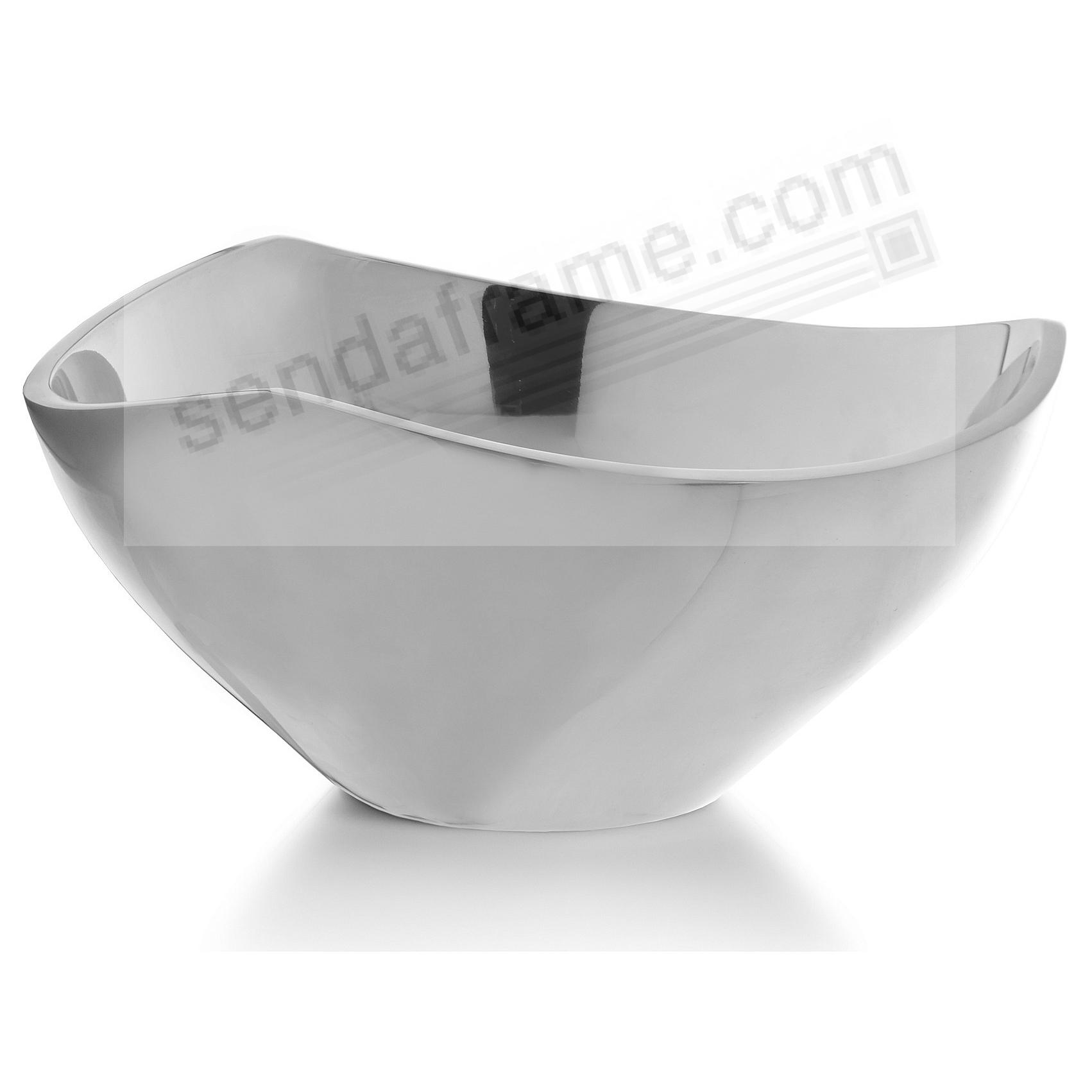 The Original TRI-CORNER BOWL 9-inch crafted by Nambe®