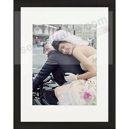 TUSCANY FLORENTINE-BLACK metallic frame matted 8x10/5x7 by Nielsen®