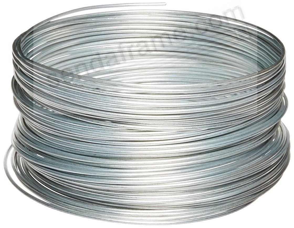 OOK® Galvanized Steel 12-gauge Picture Frame Hanging Wire - 100ft ...