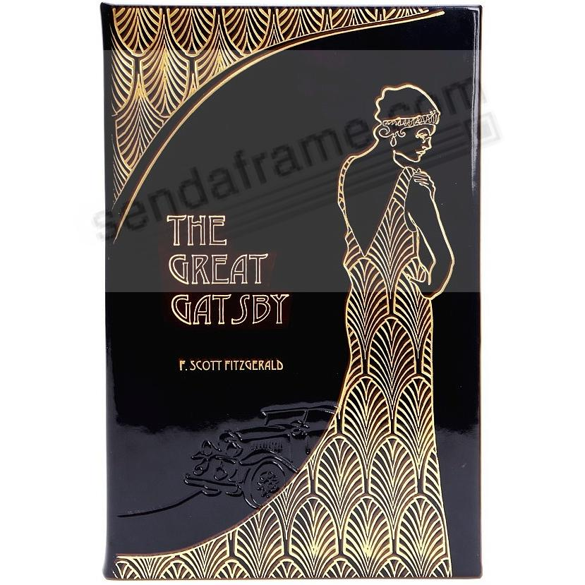 In the novel, The Great Gatsby by F. Scott Fitzgerald, what does the color yellow represent?