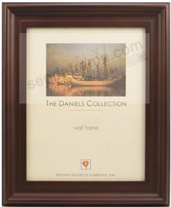 CONTOUR Dark Walnut wood 11x17 classic by Dennis Daniels®