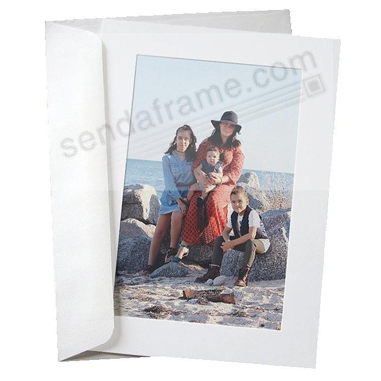 SIMPLICITY SNOW-WHITE Photo Insert Card (sold in 10s)