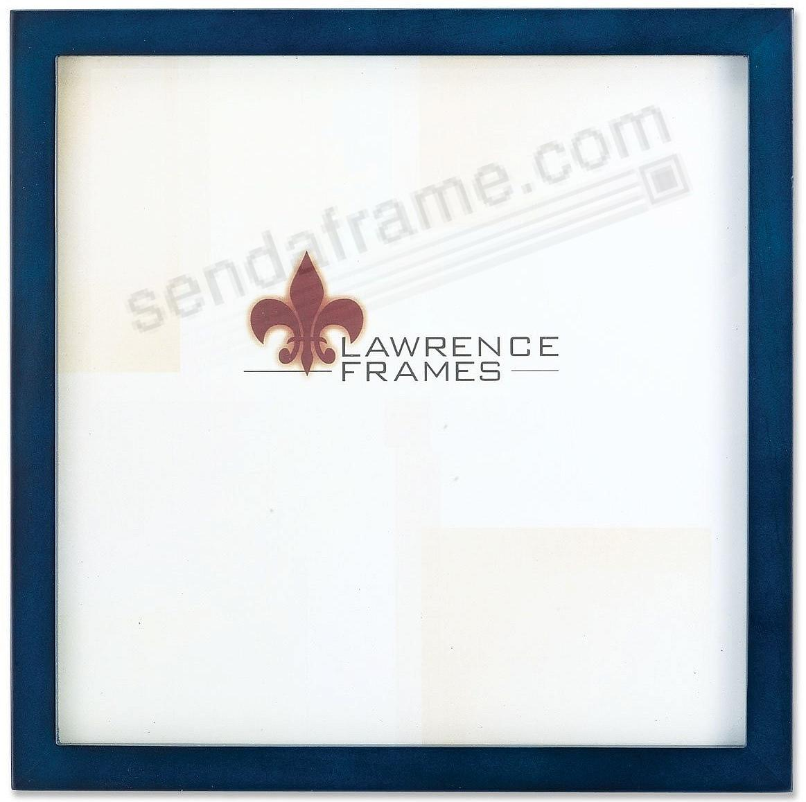 BLUE Square-Corner 10x10 frame by Lawrence® - Picture Frames, Photo ...