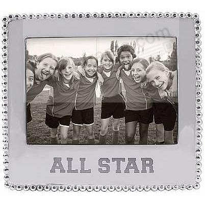 ALL STAR Statement 5x7 frame crafted by Mariposa®