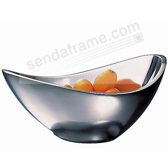 The Original BUTTERFLY 10½-inch/2-qt BOWL crafted by Nambe®