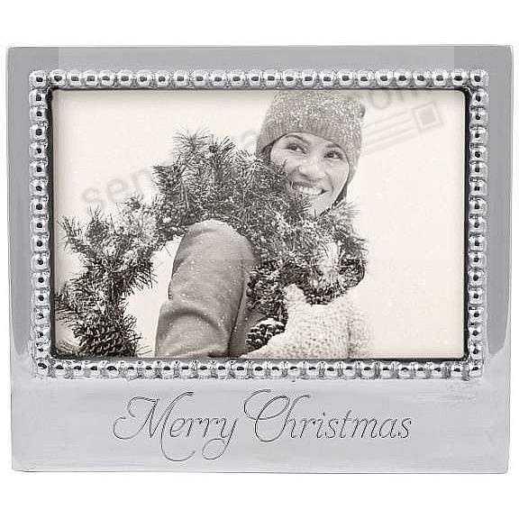 The original MERRY CHRISTMAS frame for 6x4 photos crafted by Mariposa®