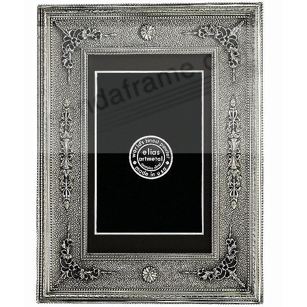 BEAUX ARTS Fine Pewter 11x14/8&frac12;x11 picture frame<br>by Elias Artmetal&reg;