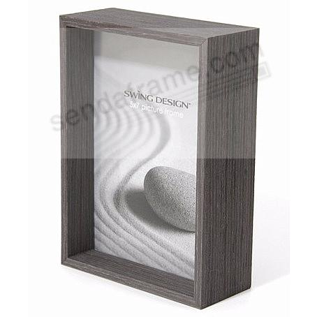 The Original STRATTON Charcoal 5x7 frame by Swing Design®
