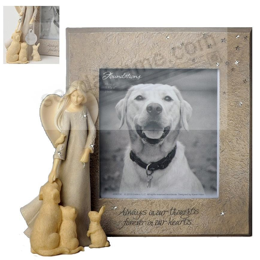 PET MEMORIAL Photo Frame by Enesco - Picture Frames, Photo Albums ...