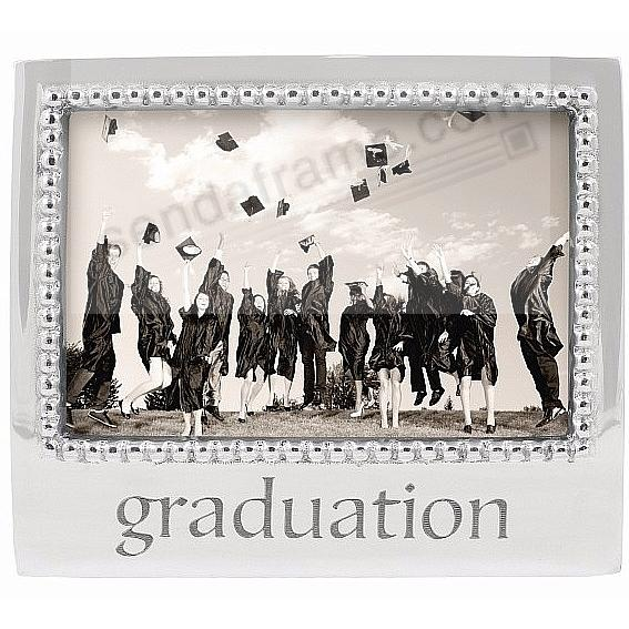 The GRADUATION frame for 6x4 photos crafted by Mariposa®