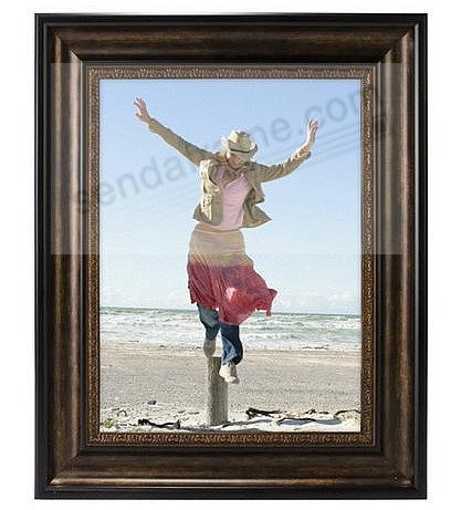 bronze cove 10x13 frame by malden design