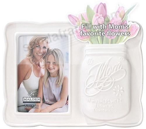 Frame AND Flowers for Mom by Malden®