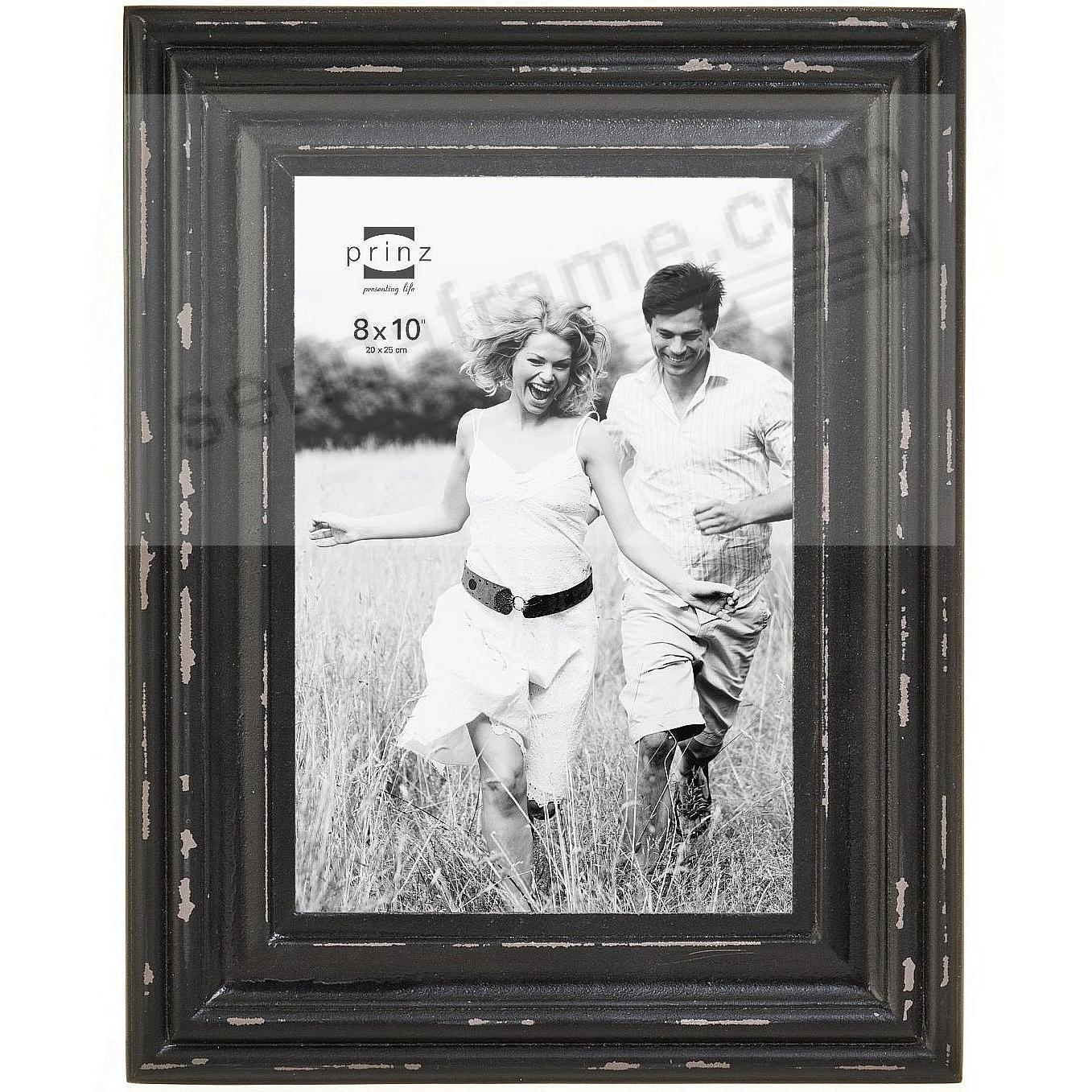 CARSON Antique Black Wood Frame by Prinz® - Picture Frames, Photo ...