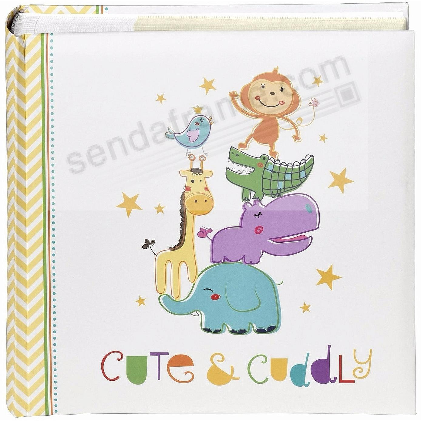 160 Print 2-up CUTE & CUDDLY Album by Prinz®