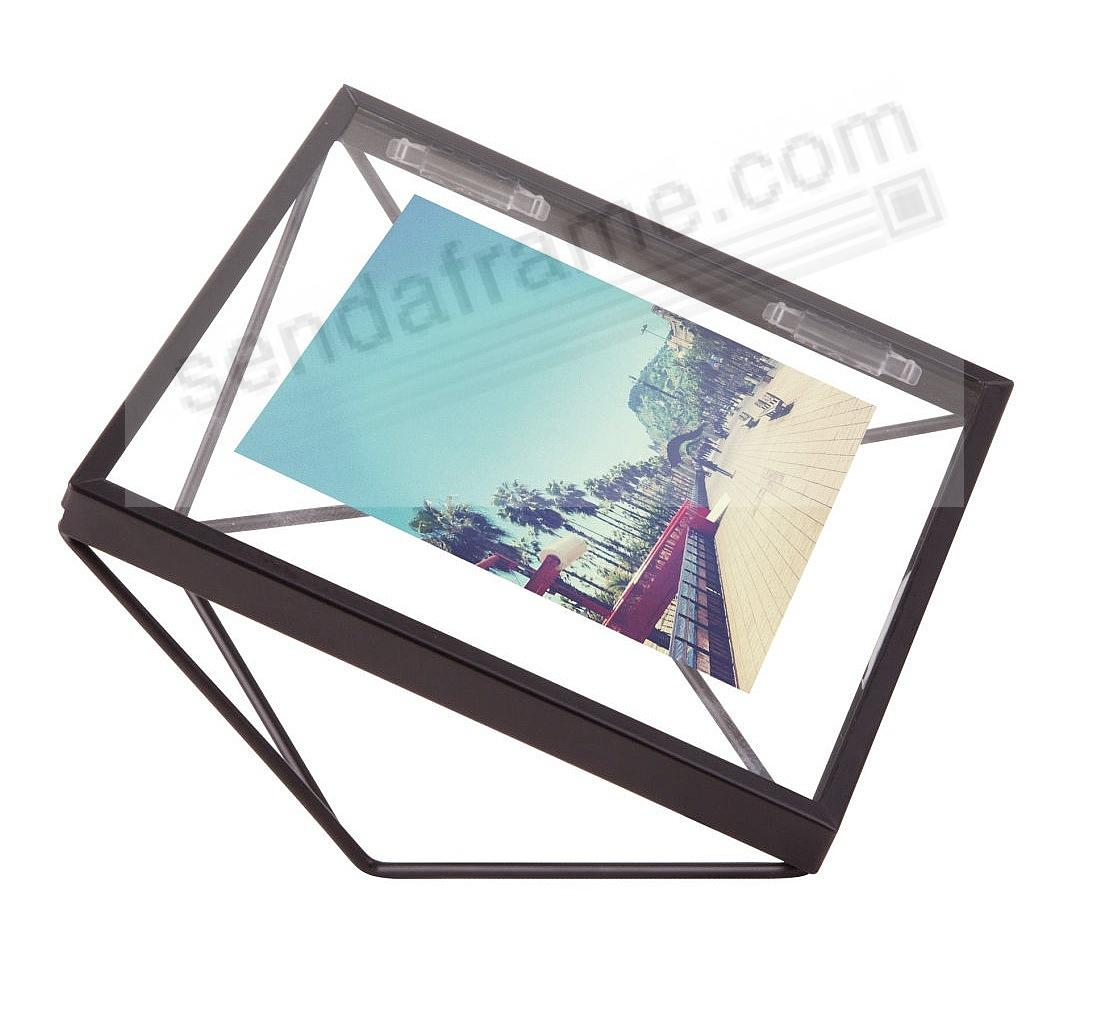 The Original PRISMA Photo Display Black 5x7 frame by Umbra®