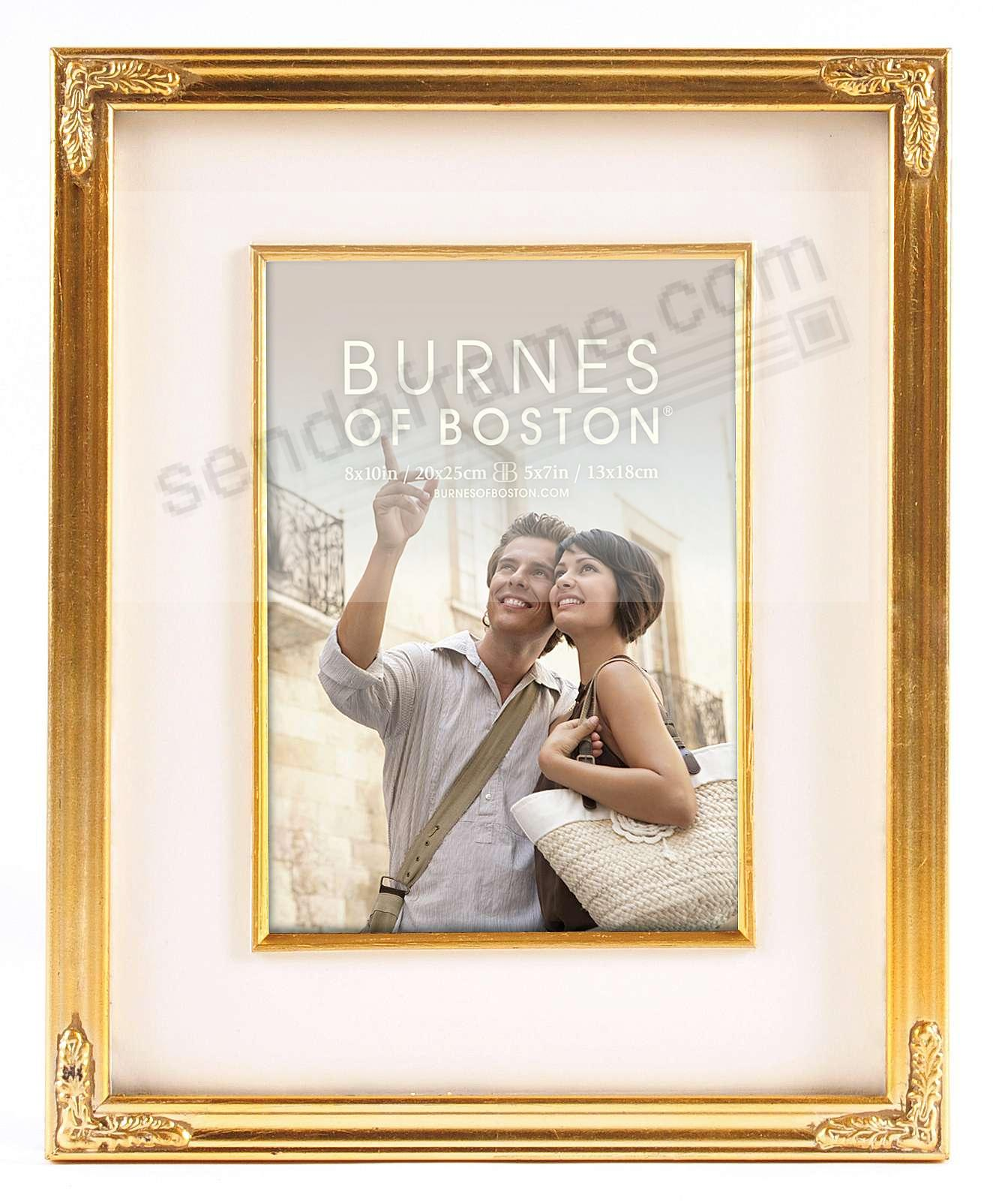 Ornamental Gold Frame 5x7/8x10 by Burnes - Picture Frames, Photo ...