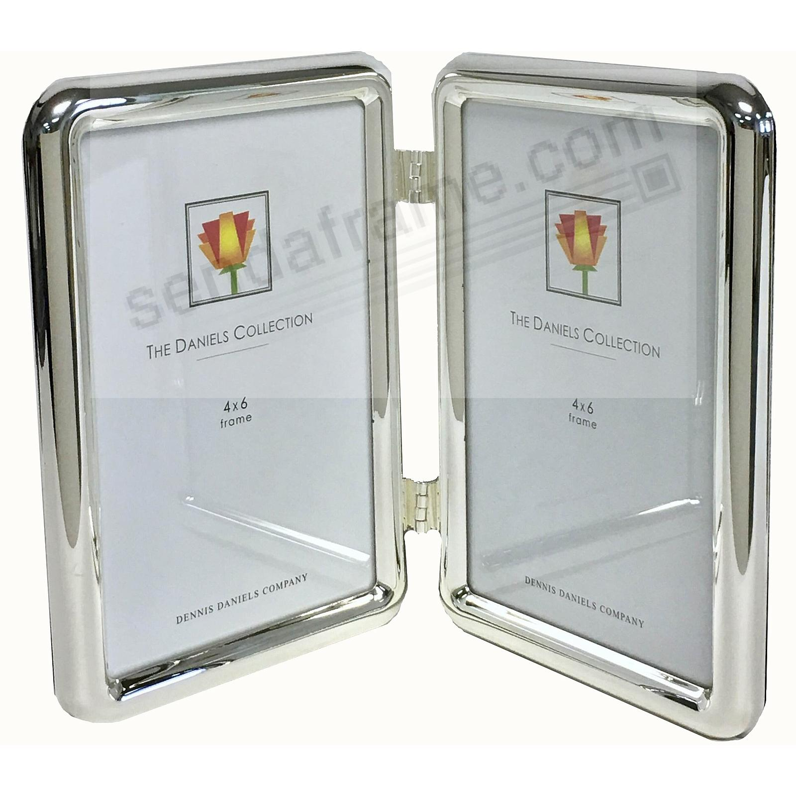 Fine Silverplate DUO with Rounded Corners by Dennis Daniels®