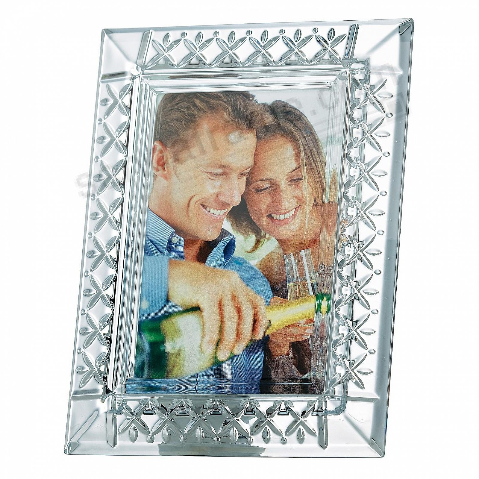 The KEENAN Crystal frame by Galway® for Belleek® of Ireland