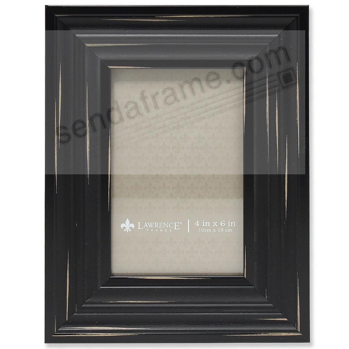 RICHMOND Weathered Black Wood Frame by Lawrence®