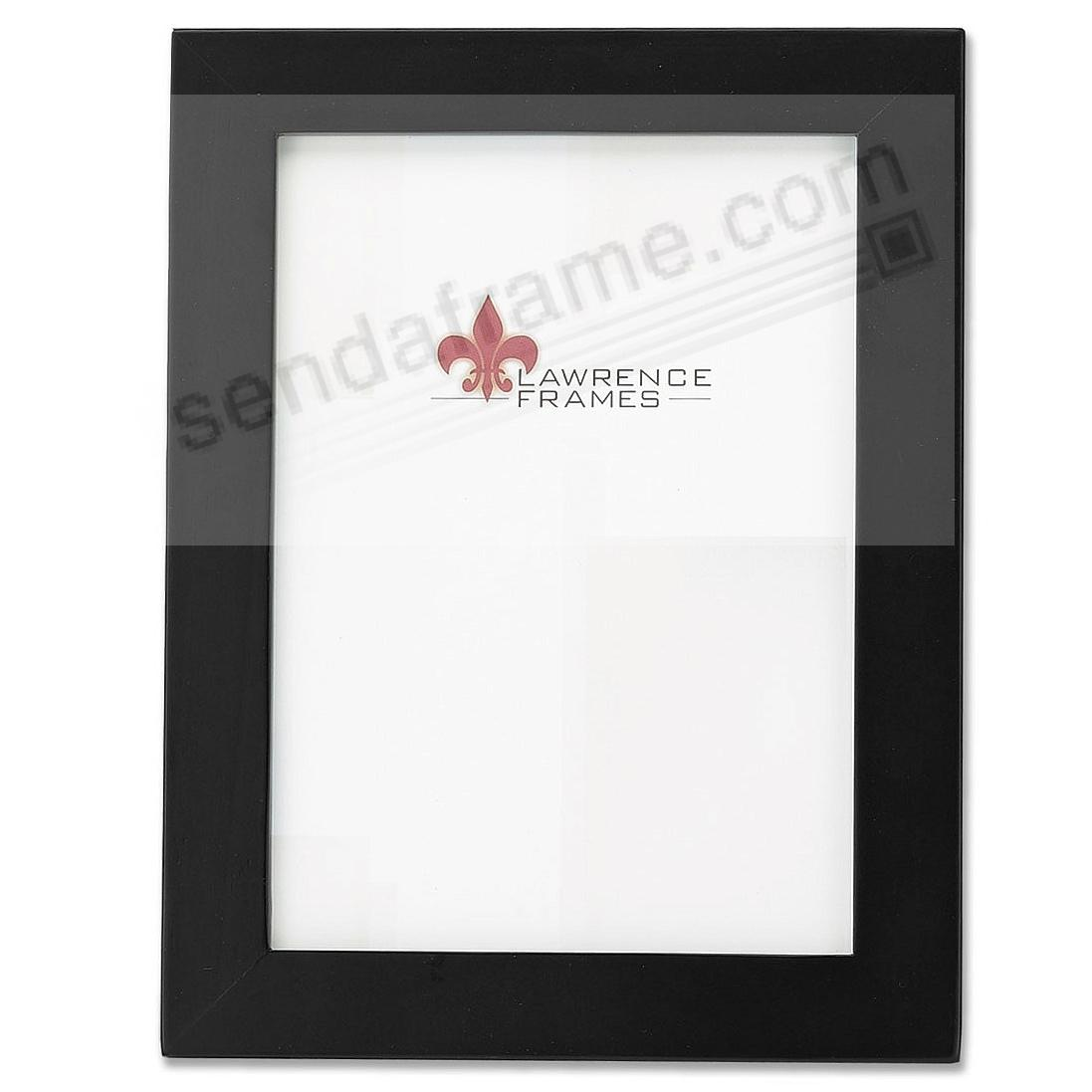 Black Gallery frame by Lawrence Frames®