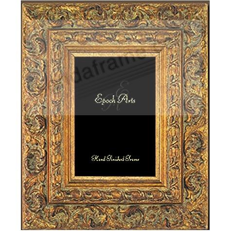 VIRTUOSO ANTIQUE GOLD 4x5 by Epoch Arts®