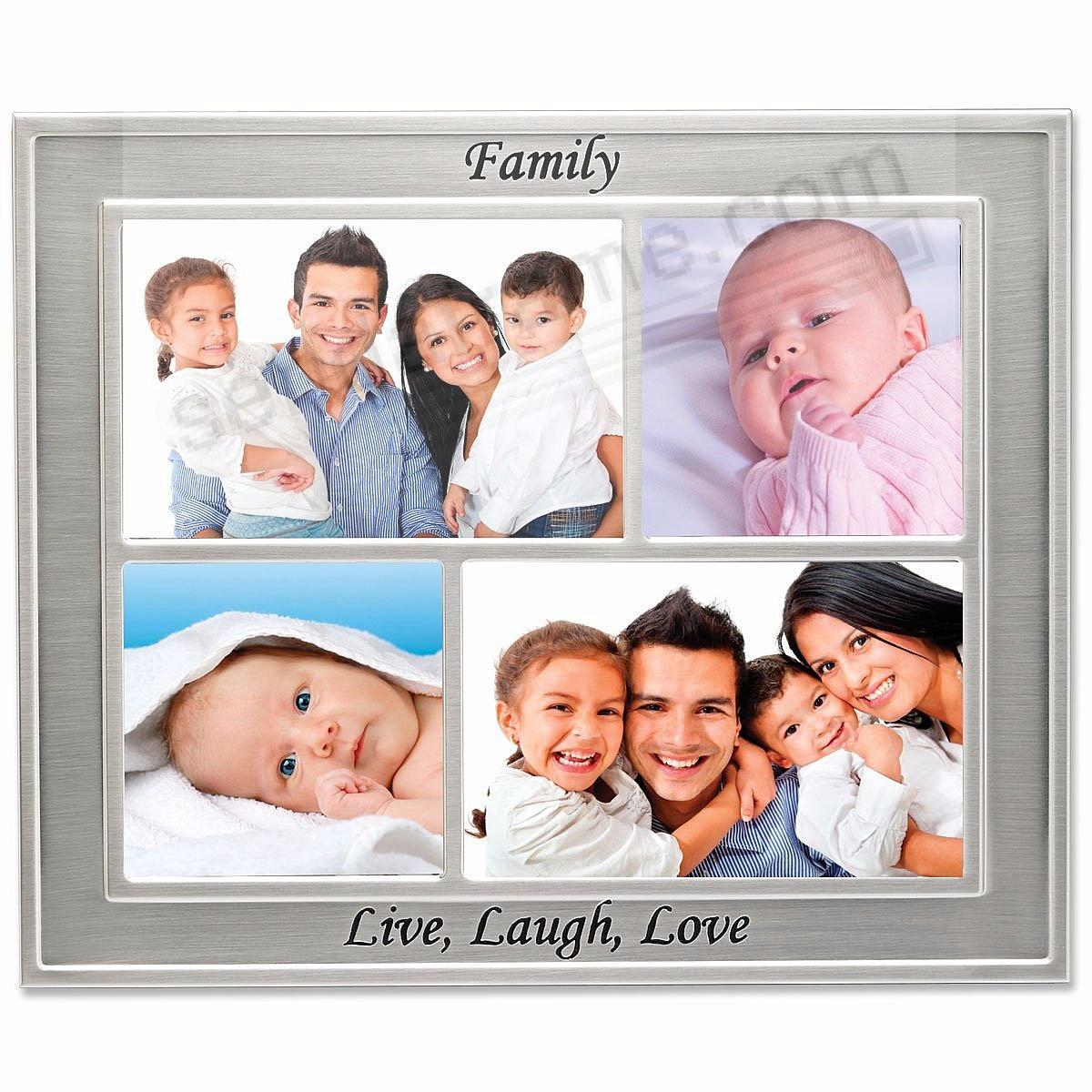 FAMILY Live-Love-Laugh Collage frame by Lawrence® - Picture Frames ...