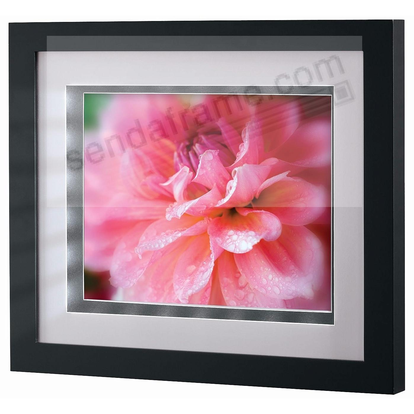 ILLUMINATED LED Wall Black Frame 11x14 by Nielsen® - Picture Frames ...