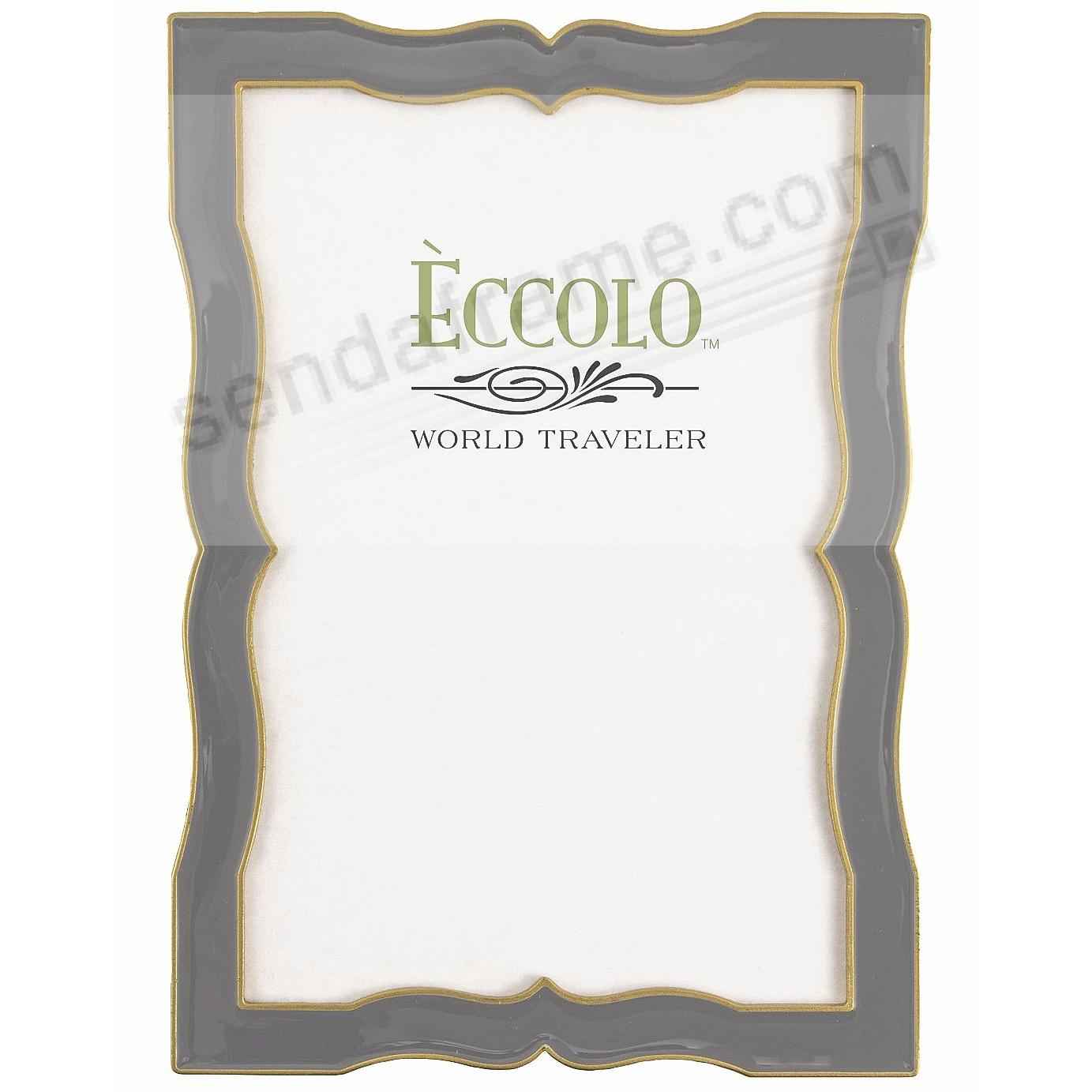 Picture frames photo albums personalized and engraved digital enamel alhambra gray 5x7 frame by eccolotrade jeuxipadfo Choice Image
