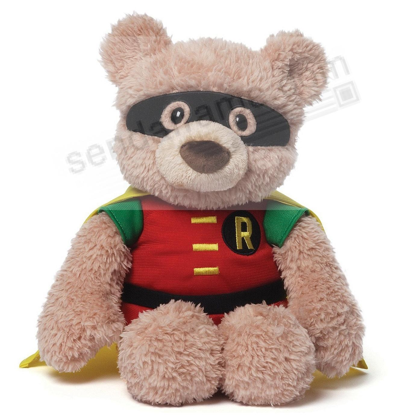 DC Comics Robin® 12-inch plush bear toys by Gund®
