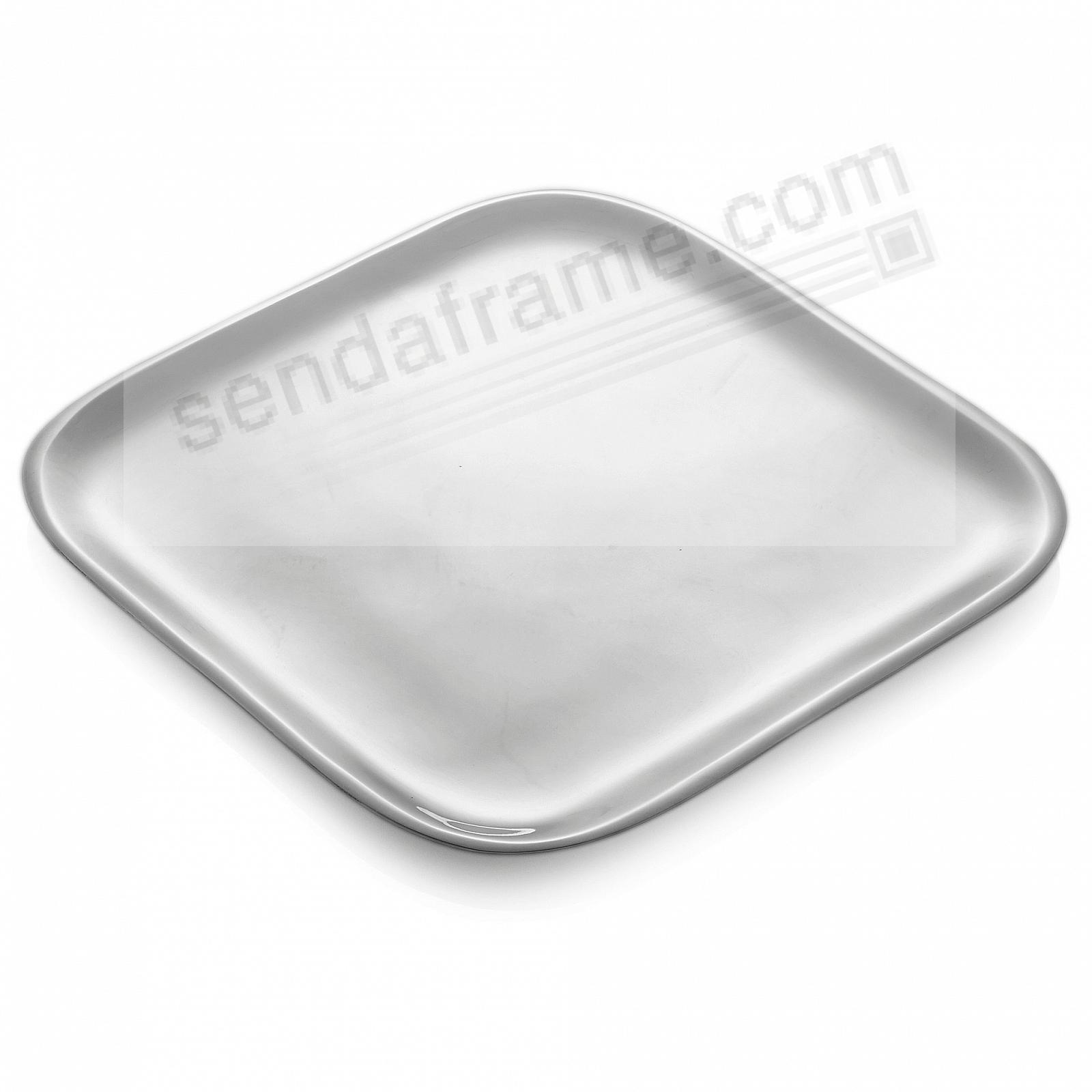 The Original Museum 11-in SQUARE PLATTER by Nambe®
