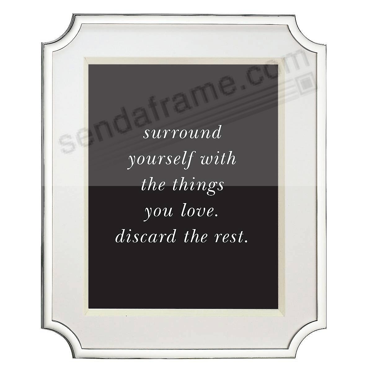 Sullivan Street 8x10 Silver Frame By Kate Spade New York Picture