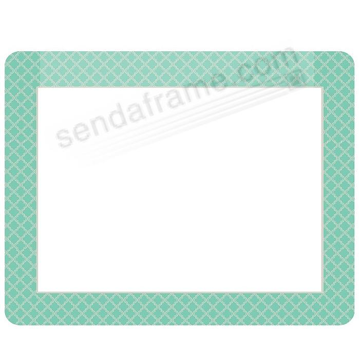 ERIN GREEN Adhesive Displace 4x6 Frame with Clear DRY ERASE™ by Fodeez™
