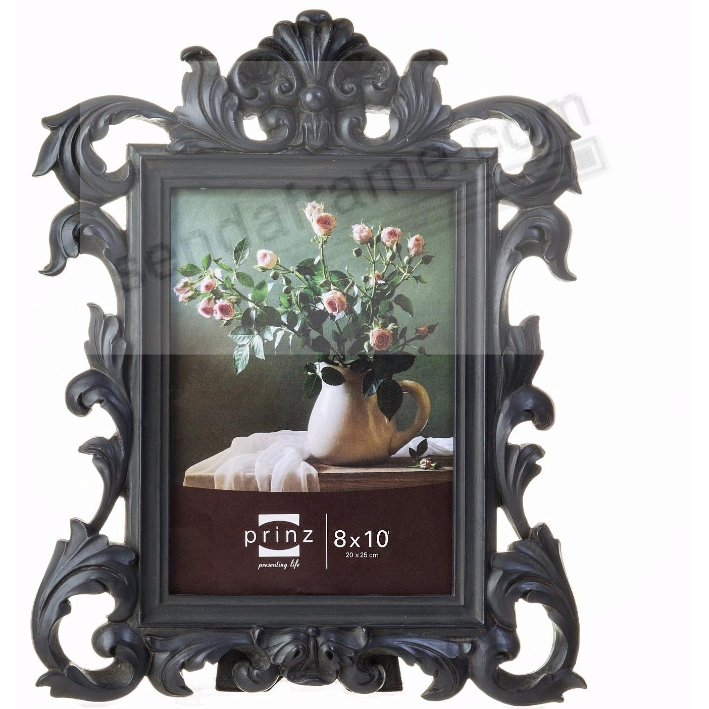 VERSAILLES Antique Black Resin 8x10 Frame by Prinz® - Picture Frames ...
