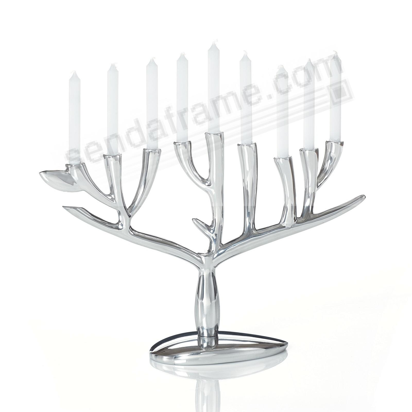The Original Tree Of Life Menorah Crafted By Nambe Picture Frames