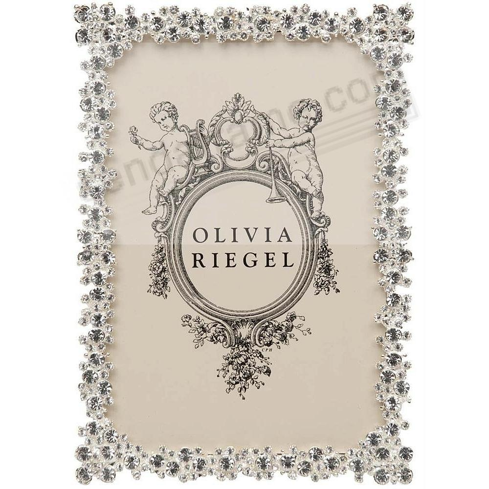 PRINCESS Austrian Crystal 4x6 frame by Olivia Riegel® - Picture ...