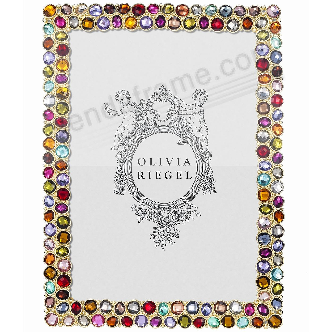 CARAVELLE Multi-Color 5x7 frame by Olivia Riegel®
