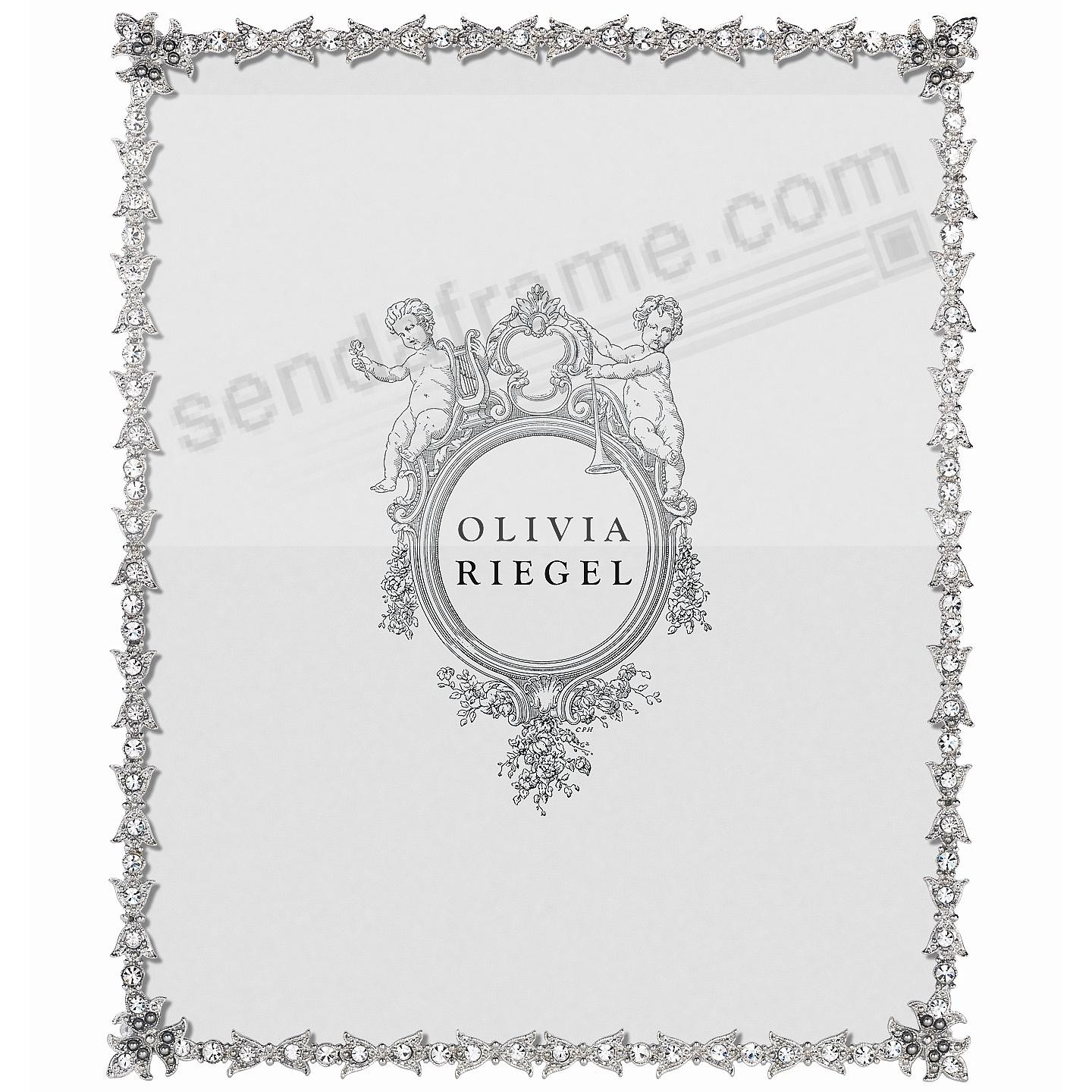 LUXEMBOURG Austrian Crystal 8x10 frame by Olivia Riegel®