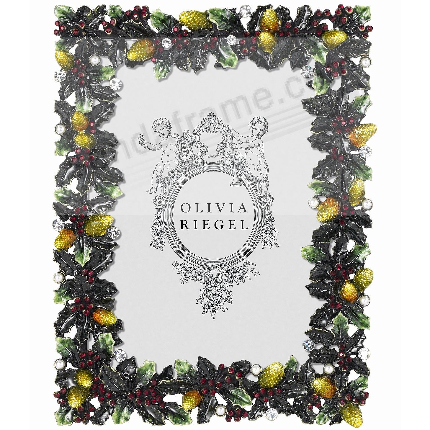 GARLAND 5x7 frame by Olivia Riegel® - Picture Frames, Photo Albums ...