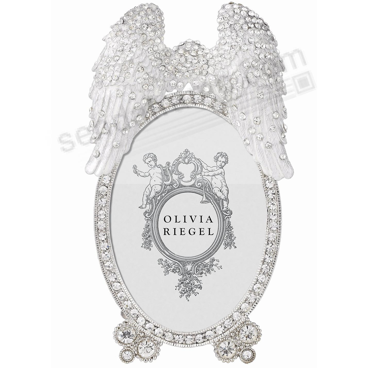 Angel wings 2x3 frame by olivia riegel picture frames photo angel wings 2x3 frame by olivia riegel jeuxipadfo Image collections