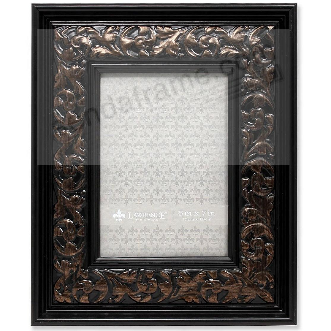 WIDE VINE BRONZE 5x7 by Lawrence Frames®