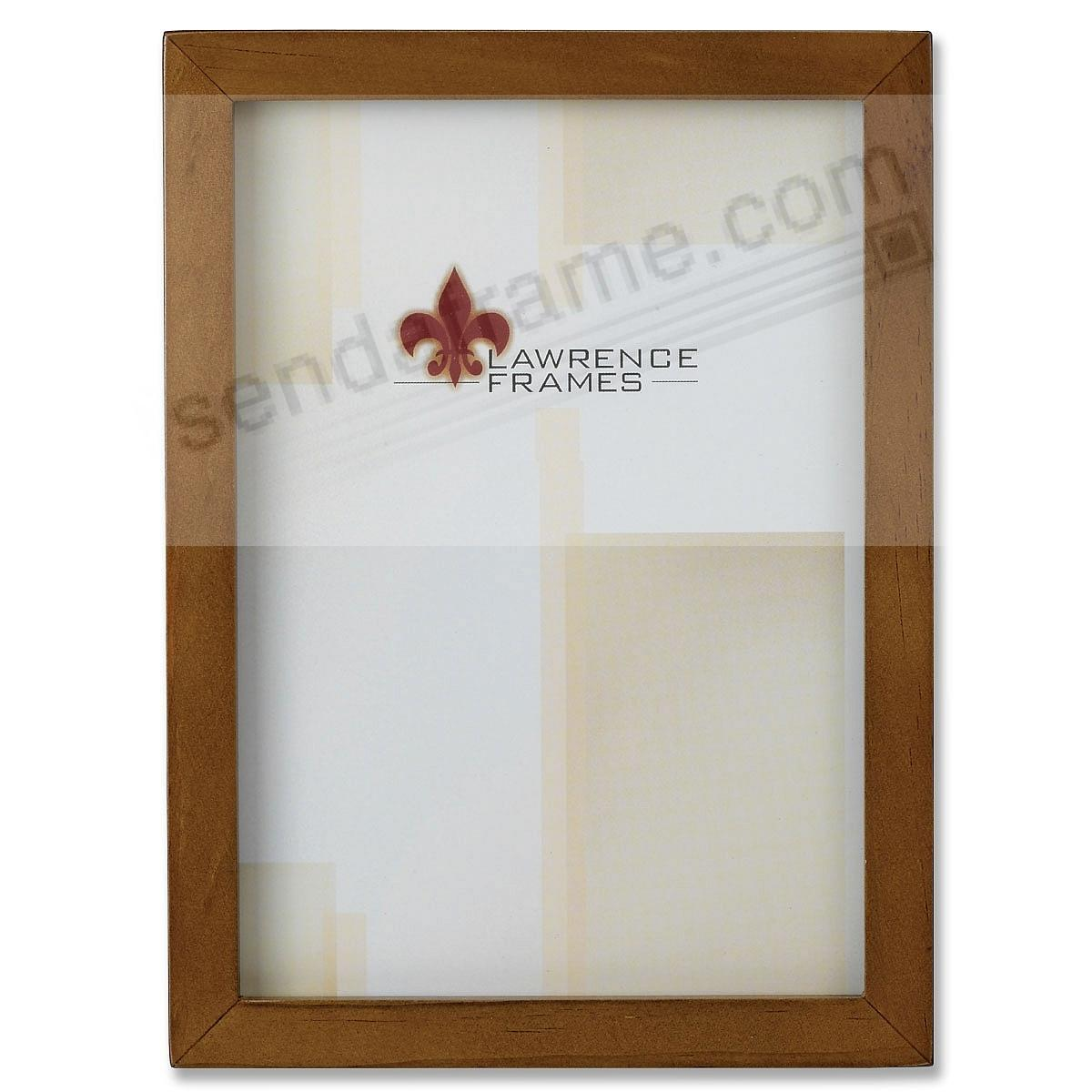 Nutmeg Square Corner 11x14 Frame By Lawrence Picture Frames