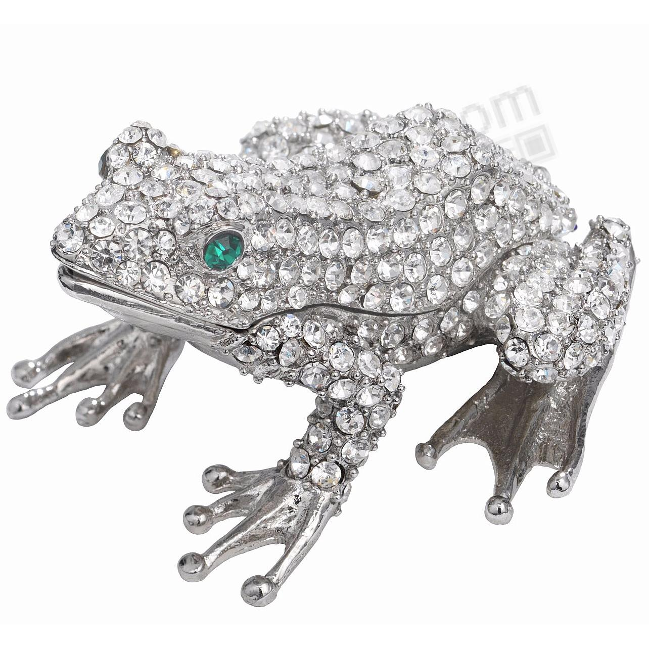 Crystal pav frog box by olivia riegel picture frames photo crystal pav frog box by olivia riegel jeuxipadfo Images