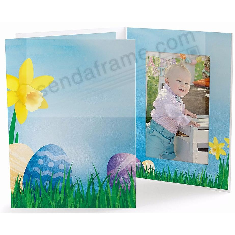 Our Colorful EASTER SPRING<br>5x7 Photo Folder