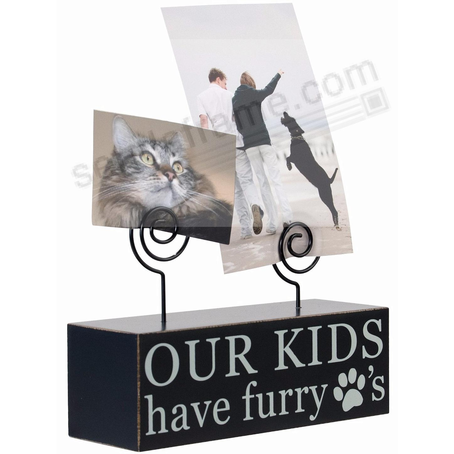 FURRY PAWS Expressions Clip frame by Malden USA® - Picture Frames ...
