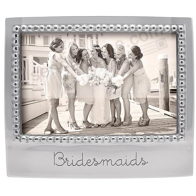 BRIDESMAIDS Statement frame crafted by Mariposa®