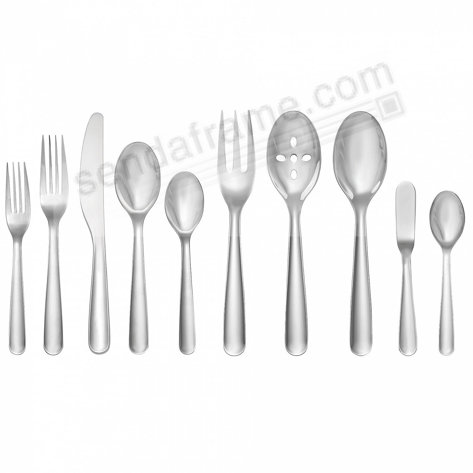 The POP 45PC Flatware Set by Nambe®