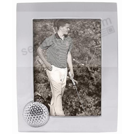 The GOLF BALL 5x7 frame by Mariposa®