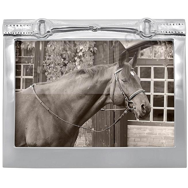 The HORSE BIT 7x5 frame by Mariposa® - Picture Frames, Photo Albums ...